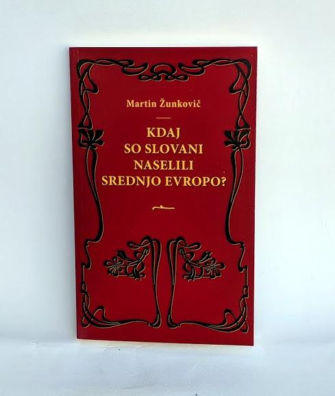 Kdaj so slovani naselili Evropo   Martin Žunkovič